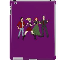 Disney BtVS Scoobies iPad Case/Skin