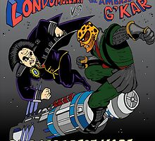 Battle of the 23rd Century! by Brian Belanger