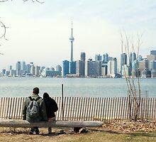 Romance in Toronto by Valentino Visentini