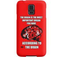 The Most Important Organ Samsung Galaxy Case/Skin