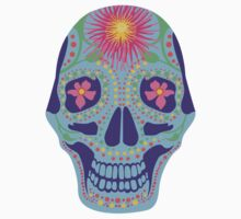 Sugar Skull by Rainink