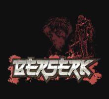 Berserk Guts - Berserker Armor by hardrada