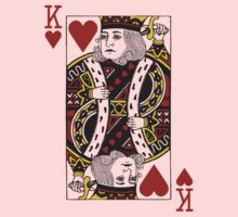 King of Hearts Kids Clothes