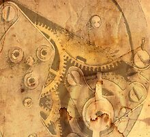 clockwork mechanism by siloto