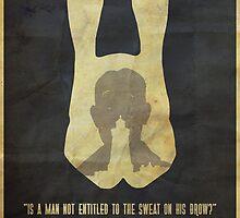 It Belongs to Everyone - Bioshock Poster by edwardjmoran