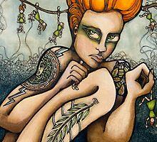 Moirai by Rosemary  Scott - Redrockit