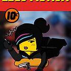 LEGO Fiction by MichielvB