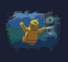 LEGO Nevermind by GrimDork