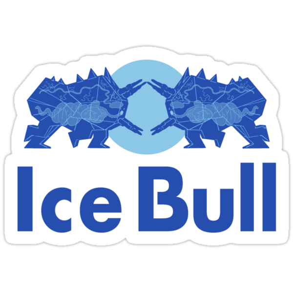 Ice Bull by cubik