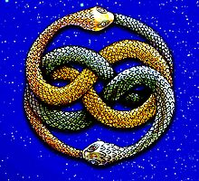 Auryn - Neverending Story (Made by ME) by MarcoMellark