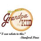 Grandpa the Kid by TheArcadeAddict