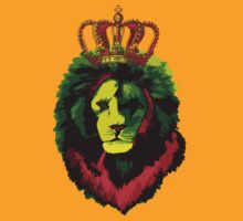 Reggae Rasta Lion. by SoftSocks