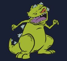 Reptar in High Quality by evaparaiso