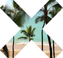Beach X  by brileybieber