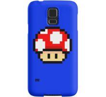 Red Mario Mushroom Samsung Galaxy Case/Skin