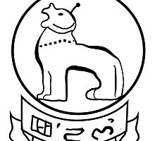Seal of Indian State of Manipur  by abbeyz71