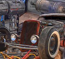 33 Ford Rat by Michael  Gunterman