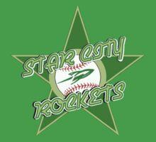 The Star City Rockets by JuggerNERD