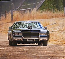 Cadillac Eldorado by Neil Bushby