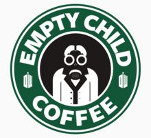 Doctor Who Empty Child meets starbucks by nofixedaddress