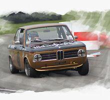 Alpina BMW 2002ti Jochen Mass by Lightrace