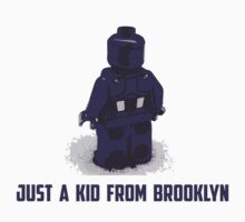JUST A KID FROM BROOKLYN by AndrewSaada