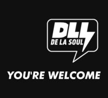 De La Soul - You're Welcome by Gerrit Deschuyteneer