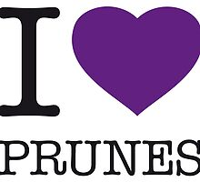 I ♥ PRUNES by eyesblau