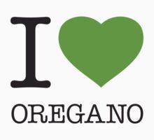 I ♥ OREGANO Kids Clothes