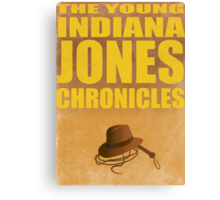 The Young Indiana Jones Chronicles Canvas Print