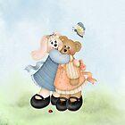 Beary Good Friends ~  by Penny Odom