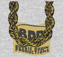 Old School Gold Rope Chain and classic logo 3 by art-customized