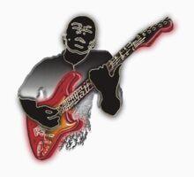 Jazz Guitarist  T-Shirt