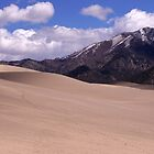 The Great Sand Dunes by Karen Jayne Yousse