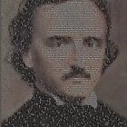 Edgar Allan Poe The Raven Mosaic by finalscore