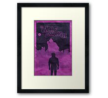 The Wolf Among Us - Poster Framed Print