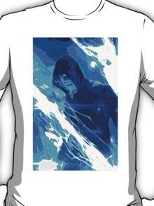 Amazing Spider-man 2 Electro Painting T-Shirt