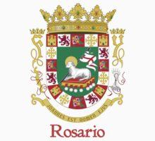 Rosario Shield of Puerto Rico by William Martin