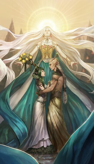 The Lovers by Noa Ikeda