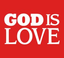 God Is Love by christianity