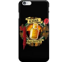 Estus Majula Imported Ale (Dark Souls 2) iPhone Case/Skin