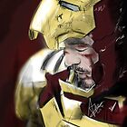 iron Man by theridingcrop