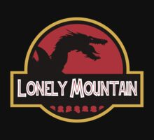 Lonely Mountain by Blair Campbell