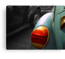 Volkswagen Canvas Print