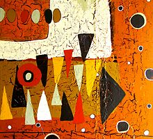 1974 Abstract by Lisa Hayward