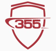 Ferrari 355 / Small Shield / Red by Ferraridude