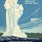Yellowstone National Park by Vintagee