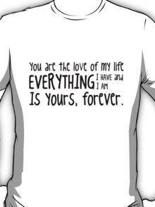 HIMYM - Barney Stinson quote T-Shirt