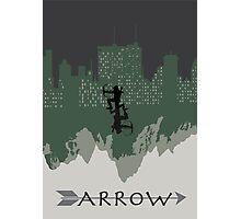 Arrow minimalist work Photographic Print