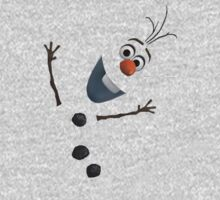 Olaf (Frozen) White  Kids Clothes